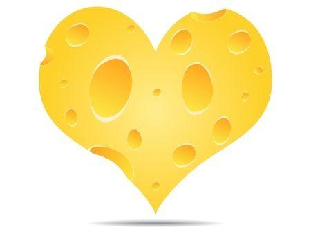 Tabla de quesos para San Valentin